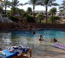 Бассейн Hilton Sharm Dreams Resort 5*