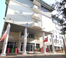 Главный вход Mamaison All-Suites Spa Hotel Pokrovka 5*
