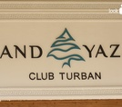 Вывеска Grand Yazici Club Turban 4*