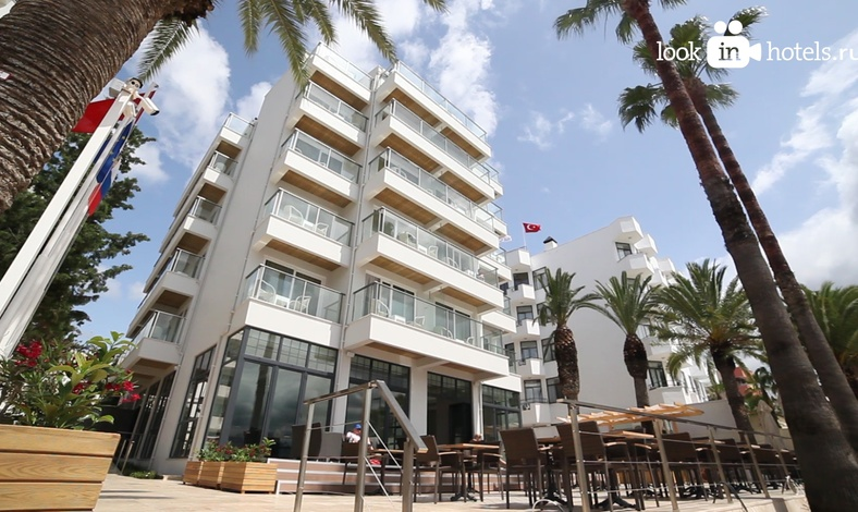 Begonville Beach Hotel (Adults Only 16+)