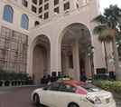 Главный вход Kempinski Hotel Mall of the Emirates 5*