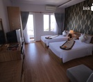Superior Twin room Maritime Hotel 3*