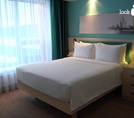 Standard Queen room Hampton by Hilton Moscow Strogino 3*
