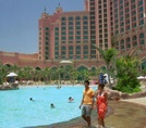 Бассейны Atlantis The Palm 5*