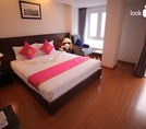 Deluxe City View room Hanoi Golden Hotel 3*