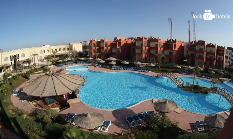 Aqua Hotel Resort & Spa (Ex. Top Choice Sharm Bride Resort)