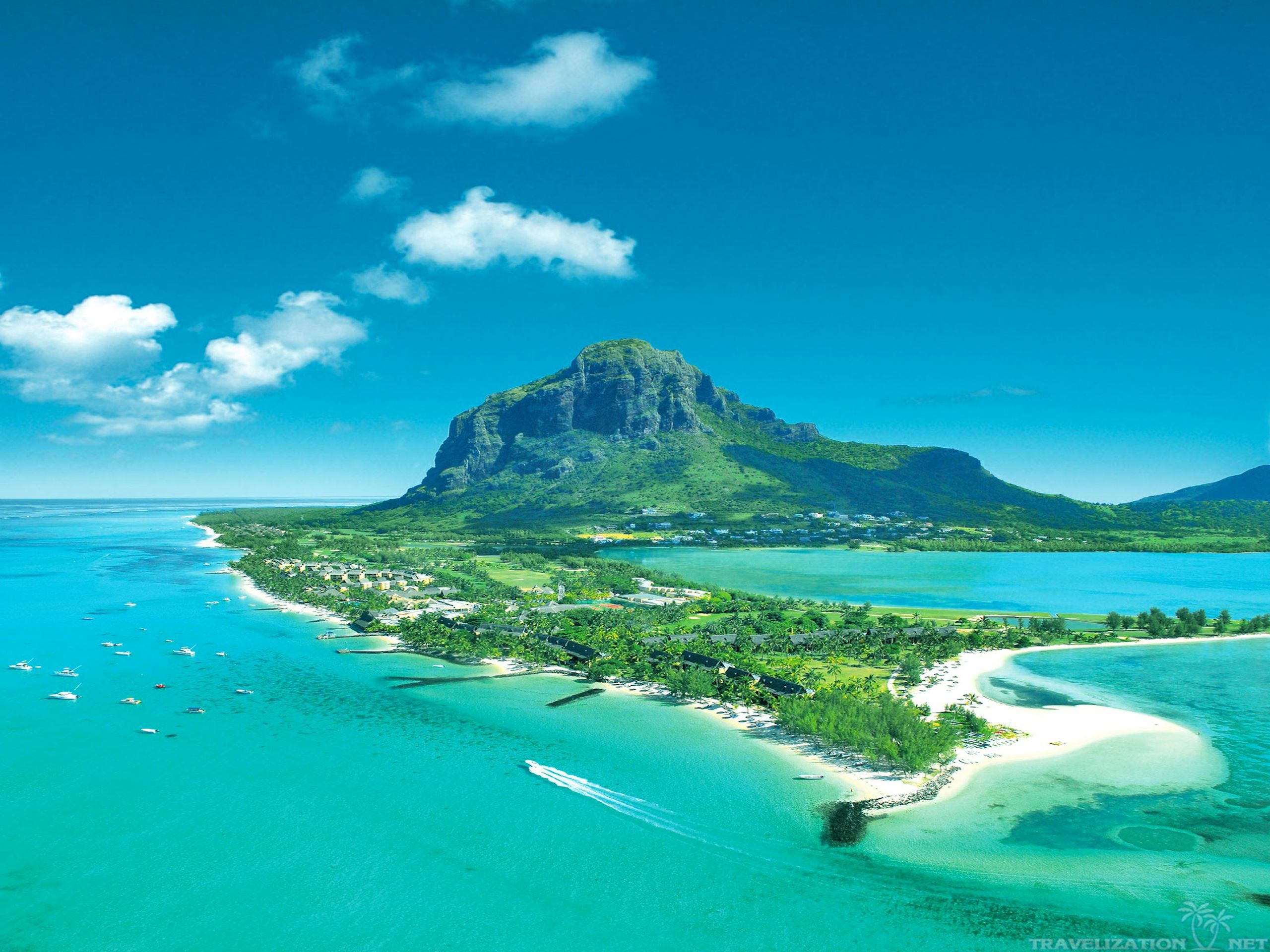 interesting place in mauritius Although your child might not be able to climb on tortoises, your family will be able to appreciate the biodiversity of the island at pamplemousses botanical garden in the north.