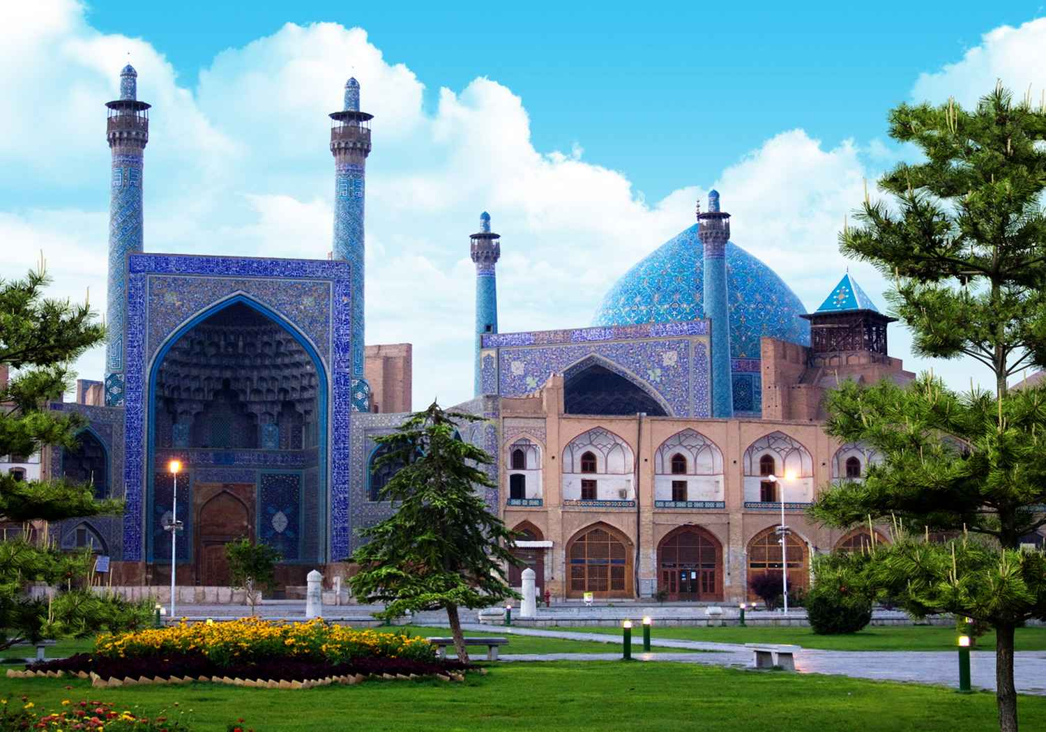 isfahan the city of paradise essay Holy mystery of isfahan, city of ancient culture hours to reach isfahan, a city of 17 th and creating the heavenly paradise as it has been.
